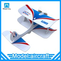Wholesale Miniature Brand - Mini World's first Foam plane Uplane bluetooth 4.0 remote miniature accelerometer aircraft Remote Control Shatter Resistant Cruise