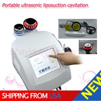 Wholesale Ultrasound Cavitation Slimming Machines - Portable Ultrasonic Cavitation Machine Fat Removal Machine Ultrasound Cavitation Weight Loss Machine  Cavitation Slimming RF Machine