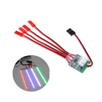 Alta 3S Collaudatore LED Light Bar per RC Quadcopter sei assi Multiaxial Multirotor FPV