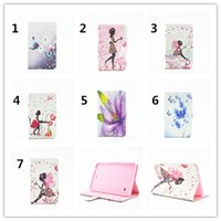7colors Luxury Bling Love di Butterfly Flip Wallet Custodia Cover per Samsung S2 T710''T810 ''