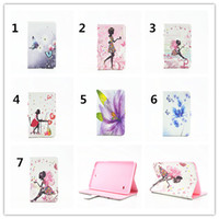 Wholesale Cover S2 Luxury - 7colors Luxury Bling Love of Butterfly Flip Wallet Case Cover For Samsung S2 T710''T810''