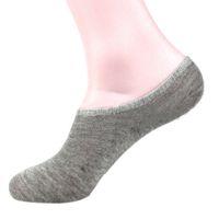 Wholesale invisible shorts - Wholesale- 2017 Mens Ankle Invisible Socks Winter Warm Cotton Sock Men Ship Boat Short Socks Autumn Meias Calcetines #ZYL