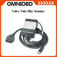 Wholesale Volvo Vida Dice Scanner - 2016 Professional Diagnostic Scanner For VOLVO Vida Dice ScannerWarranty Quality Latest Version 2014D Multi-language Vida Dice Free Shipping