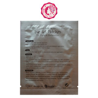 Wholesale Eye Patch Eyelash Extensions - Lint Free Eyepads Under Eye Patch Eyelash Extension Patches from South Korea Freeshipping