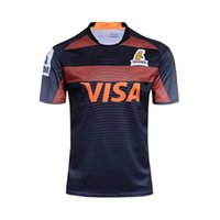 Wholesale black jaguars - New top thai quality Wholesale latest Hot sales Panthers jaguares home away rugby jerseys 2017 2018 The latest jaguars jersey shirts