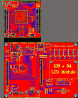 Wholesale Fpga Development - Cyclone II FPGA EP2C8Q208 PCB file ep2c8 fpga development board schematic and pcb file withUSB RTC UART SDRAM VGA Free Shipping