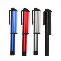 Wholesale Penlight For Nurses - Aluminum LED COB CREE Surgical Doctor Nurse Emergency Reusable Pocket Pen Light Penlight Torch Flashlight for Working Camping