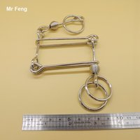 Wholesale chinese puzzle metal resale online - Classical Metal Scourge Wire Puzzle Ring Solution Intellectual Deduction Chinese Puzzle