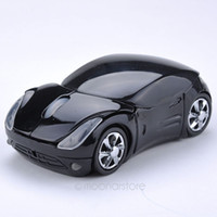 Wholesale wireless mouse fashion super car shaped mouse Ghz optical mouse for pc laptop computer Shipping XDA1057