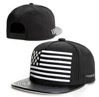 Wholesale Usa Flag Hats - 2015 BLUNTED GO HARD Gorra CAYLER & SONS american flag USA snapbacks adjustable hat hiphop baseball CAP hats,F**kin Sports BALL Caps Hat