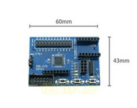 Wholesale Atmega8 Board - 2pcs lot avr development board with chip ATMEGA8+free shipping