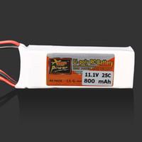 Wholesale ZOP Power V MAH C Lipo Battery JST Plug order lt no track