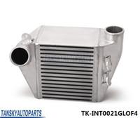 Wholesale Vw Golf Intercooler - For VW Jetta 1.8T Engine GOLF BOLT ON ALUMINUM SIDE MOUNT INTERCOOLER TURBO CHARGE Tansky TK-INT0021GLOF4