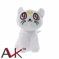 Pretty Guardian Sailor Moon bambole peluche giocattoli gatto Luna Artie Smith Diana