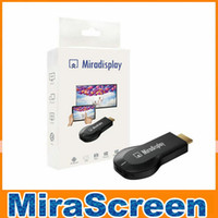 Miradisplay WiFi Display Dongle Miracast DLNA Airplay Wireless HDMI 1080P TV Stick для Android Поддержка IOS Phone iOS9 OM-CF5