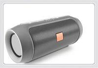 neue bluetooth lautsprecher groihandel-Neue Bluetooth-Lautsprecher Subwoofer-Lautsprecher Kabelloser Bluetooth-Mini-Lautsprecher Charge 2+ Tragbare Stereo-Subwoofer-Lautsprecher OHNE LOGO DHL