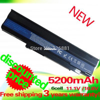 Poderosa Laptop Battery 5200mAh AS09C31 AS09C71 AS09C75 Para Acer Extensa 5235 5635 5635G 5635ZG ZR6 5635Z para Gateway NV42 NV44 NV48