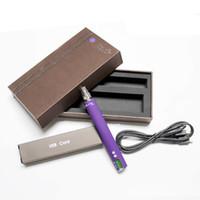 mega lcd großhandel-2014 neueste E Zigaretten EGO Batterie EGO VV3 Batterie mit variabler Spannung der LCD-Anzeige 1300mah ego v v3 Mega Battery VS Vision Spinner 2