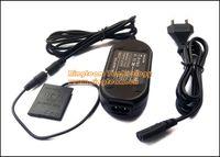 Wholesale Dc Coupler - 5Sets Lot DC Coupler DK-1N and AC Power Adapter AC-LS5 Kit for Sony Cybershot Cameras DSC-W320 DSC W330 W360 W380 W390 W510 W530