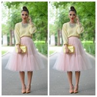 Wholesale Tulle Skirt Price - Cheap Price High Quality Pink Gray Tutu Dress Skirt Party Dresses Gown 2016 Women Girl Special Occasion Dresses