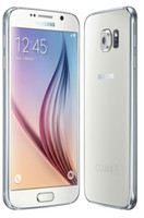 Wholesale Galaxy Octa Core - Classic Original phone Samsung Galaxy S6 Edge G9250 G925F Mobile Phone Octa Core 16.0MP Camera 32 64GB Refurbished Android Phone