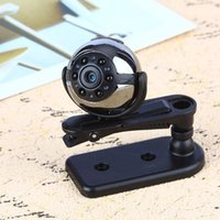 Wholesale sq9 camera resale online - Hot sell SQ9 Mini Camera P Full HD Video Recorder Micro Camera Infrared Night Motion Detection Degree Rotation Digital Camera