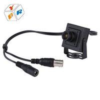 Wholesale Mini Pinhole Color Camera - Hot Sale Cmos Pinhole 650TVL Analog Wired Mini Hidden Cctv Security Camera color 3.6mm lens Video Surveillance Security Camera