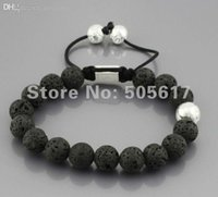 Wholesale Shamballa Italy - Wholesale-Shamballa Italy jewelry,free shipping,New Shamballa Bracelet Made in Hollywood Micro Pave CZ crystal Disco Ball Bead N-YB050