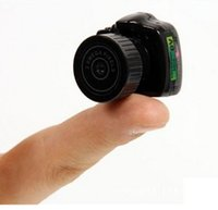 ingrosso voce della microcamera-Recorder Camcorder Camara NUOVO CALDO Y2000 mini DV macchina fotografica di sport micro macchina fotografica digitale Mini DVR Video Voice