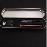 Wholesale Set Pen Usb - BUD Touch O Pen CE3 Kit 510 Thread CE3 Cartridge E-Cigarettes Sets Bud Touch Battery Bud Touch Starter Kits Usb Metal Box Kit