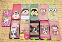 "Wholesale Mix Cases Wholesale Shoes - Phone Case Cover For Apple iPhone 6 4.7"" Plus 5.5"" Cute Shoes Girl Flowers Animals Patterns Mix Colors Mobile Accessories"