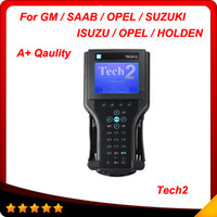 Wholesale Tech2 Price - 2015 Super scanner A+ quality GM Tech2 for GM, Opel, SAAB, Suzuki, Isuzu and Honden 6 software Best price DHL free shipping