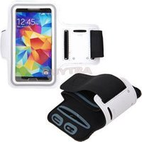 Wholesale S3 Gym Strap - Wholesale-Durable Running Jogging Sports GYM Arm Strap Case Cover Holder for Samsung Galaxy S5 S4 S3 Mobile Phone Bag Case