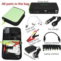 Wholesale Booster Battery Charger - Universal Multi-Function 38000mAh Jump Starter Car Kit Motor Emergency Backup External petrol diesel Battery Charger Booster Power