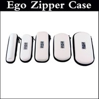 Wholesale Ce5 Carrying Case - E cig bag for ego e-cig case E cig bag electronic cigarette Zipper Carry Case for CE4 atomizer CE5 clearomizer EVOD ego twist single kit