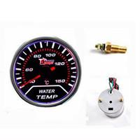 "Wholesale Universal Water Gauge - New Universal Autometer 2"" 52mm Water Temperature Gauge Temp auto meter auto gauge car meter TK-6144TT"