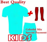 Wholesale fast payments - 2018 customize kids shirt adult jerseys jacket tracksuit Fast payment Link