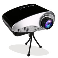 Wholesale Cheap Hd Projectors - Cheap LED mini pocket HD USB mini led home cinema projector proyector projetor,factory wholesale free shipping with different color