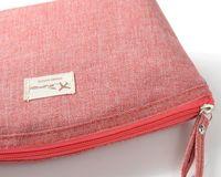 Wholesale Cotton Cosmetics - Mini lady's make-up bag series cosmetic bag, Travel Cosmetic Bag Spring language