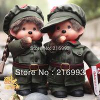 kauçuk bebek satışı toptan satış-[Yeni varış] [Sıcak satış] Severler bebek oyuncak Klasik güzel karikatür rol tipi kauçuk unisex çifti çocuk oyuncak