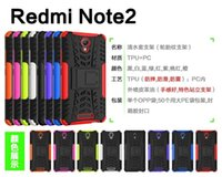 Wholesale Chinese Tires Brands - For Xiaomi Redmi Note 2 Kickstand Hybrid Stand Camo plastic PC Hard TPU soft silicone Tire Tyre Gel Phone Cases Ballistic Shockproof cover
