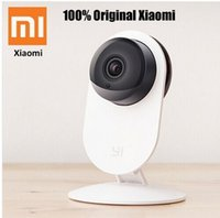 Wholesale Ant House - Original Xiaomi Smart Camera P2P ipcam hd 720p house camera security wifi xiaomi yi ants webcam cctv camera support Pan Tit Zoom