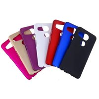 Wholesale Nexus Frosted - Black Hard Frosted Matting PC Back Skin Pouch Case For LG Nexus 5X H791 H790 Phone Bags