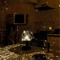 Wholesale Star Night Lamps - Constellation Projector Star Projector Lamp Night Light Celestial Star Projector Night Light DIY Romantic Lamp Party Christmas Stage Light