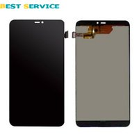 Wholesale xl digitizer - Wholesale-100% Tested New LCD Replacement For Nokia Lumia 640 XL 640XL LCD Display With Touch Screen Digitizer Assembly + Tools