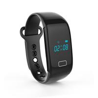 ingrosso pacchetto regalo di mele-Pacchetto regalo nuovo arrivo TPU JW018 Monitor per la frequenza cardiaca Smartband con colore Candy per gli smartphone I OS