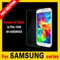 Wholesale Galaxy S4 Border - For Samsung S6 S4 S3 Tempered Glass Protector Screen Protector Curvy Border Glass Membrance ultra-thin 0.3mm 9H 2.5d for iphone 6 plus HTC