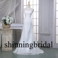 UK wedding dress sweetheart beading real - Actual Image Wedding Dresses 2016 Mermaid Sweetheart Neckline Backless Beading Sequins Beaded Court Train Bridal Dresses Real Picture