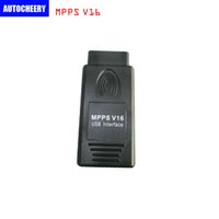 SMPS MPPS v13.02 ECU Chip Tuning K + CAN Flasher Cable