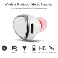 Wireless sports report - Sports Stereo Bluetooth Wireless Headset Bluetooth Earphone Headphones With Voice Prompt Number Reporting Hands free